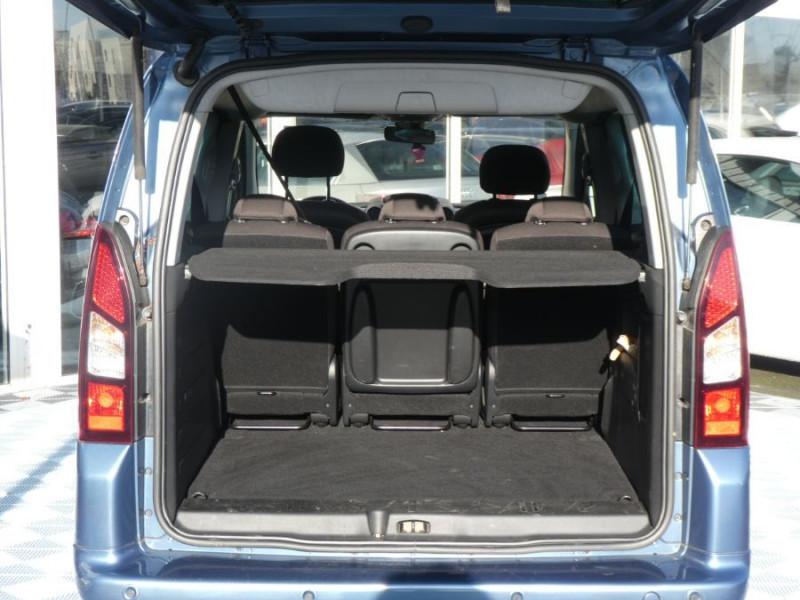 Photo 7 de l'offre de PEUGEOT PARTNER 1.6 E-HDI 92 ZENITH à 9450€ chez Mérignac auto