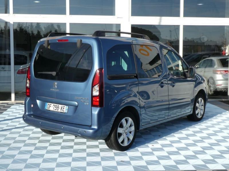 Photo 4 de l'offre de PEUGEOT PARTNER 1.6 E-HDI 92 ZENITH à 9450€ chez Mérignac auto