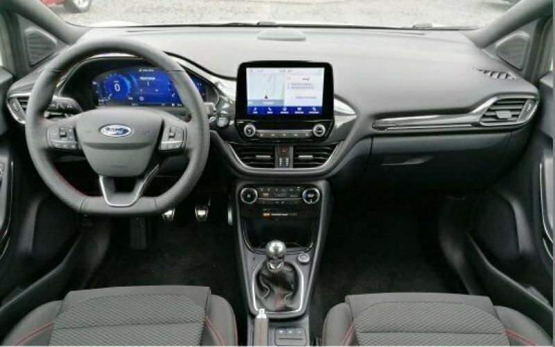 Photo 5 de l'offre de FORD PUMA 1.0 EcoBoost HYBRID 125 MHEV ST-LINE (8 Equips. Optionnels) à 23200€ chez Mérignac auto