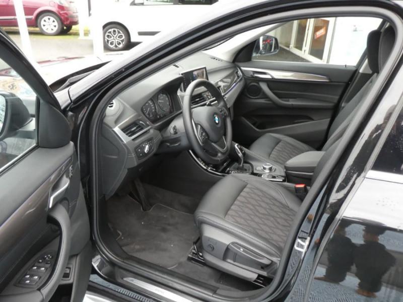 Photo 5 de l'offre de BMW X1 (F48) (2) New SDRIVE 18DA 150 BVA8 X LINE Camera Hayon elec. SC à 34500€ chez Mérignac auto