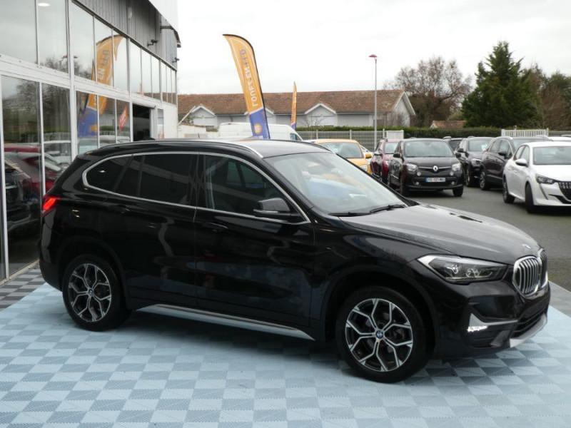 Photo 2 de l'offre de BMW X1 (F48) (2) New SDRIVE 18DA 150 BVA8 X LINE Camera Hayon elec. SC à 34500€ chez Mérignac auto