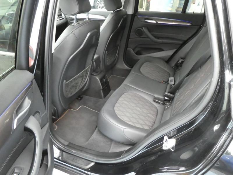 Photo 6 de l'offre de BMW X1 (F48) (2) New SDRIVE 18DA 150 BVA8 X LINE Camera Hayon elec. SC à 34500€ chez Mérignac auto