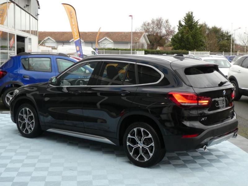 Photo 3 de l'offre de BMW X1 (F48) (2) New SDRIVE 18DA 150 BVA8 X LINE Camera Hayon elec. SC à 34500€ chez Mérignac auto