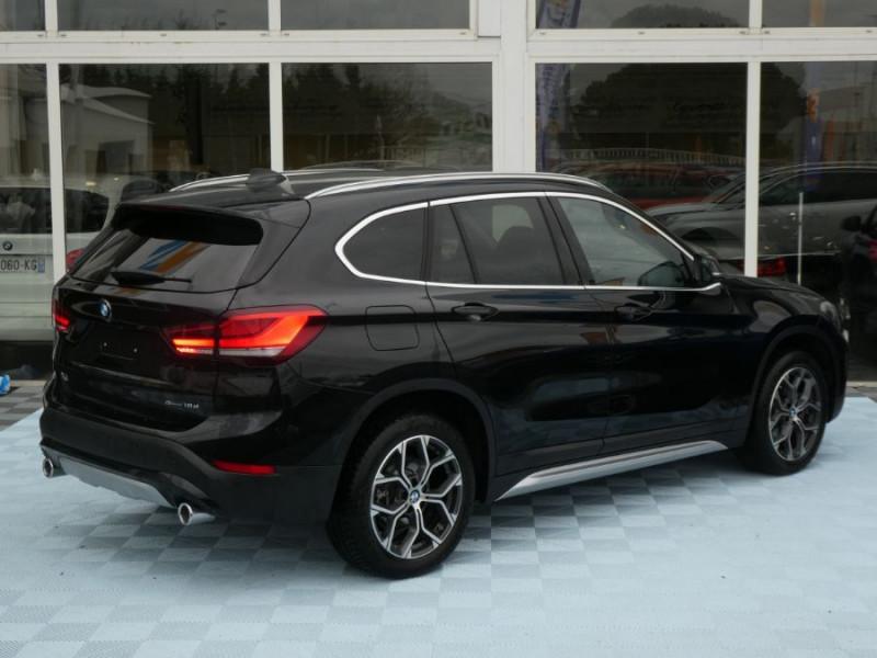 Photo 4 de l'offre de BMW X1 (F48) (2) New SDRIVE 18DA 150 BVA8 X LINE Camera Hayon elec. SC à 34500€ chez Mérignac auto