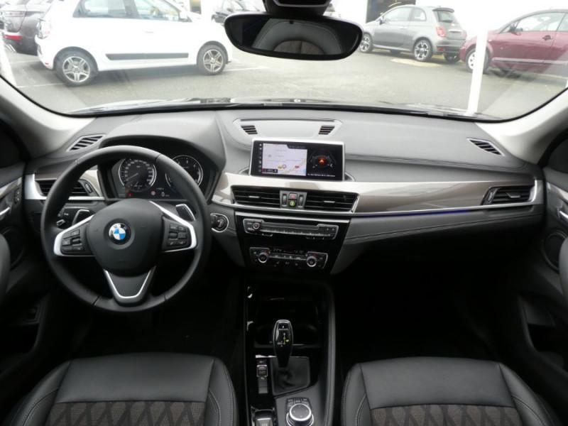 Photo 7 de l'offre de BMW X1 (F48) (2) New SDRIVE 18DA 150 BVA8 X LINE Camera Hayon elec. SC à 34500€ chez Mérignac auto