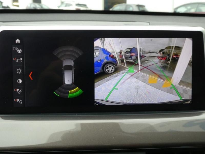 Photo 11 de l'offre de BMW X1 (F48) (2) New SDRIVE 18DA 150 BVA8 X LINE Camera Hayon elec. SC à 34500€ chez Mérignac auto