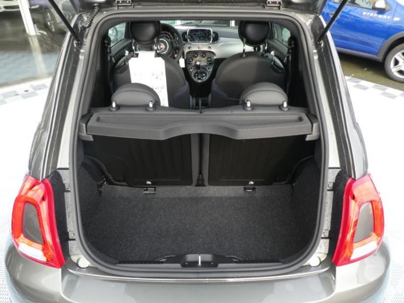 Photo 9 de l'offre de FIAT 500 1.2 69 Dualogic ROCKSTAR GPS TFT TOIT Pano JA16 à 15450€ chez Mérignac auto
