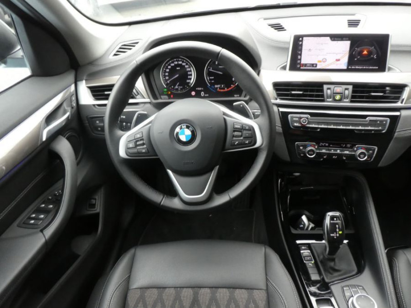 Photo 8 de l'offre de BMW X1 (F48) (2) New SDRIVE 18DA 150 BVA8 X LINE Camera Hayon elec. SC à 34500€ chez Mérignac auto