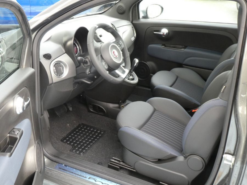Photo 6 de l'offre de FIAT 500 1.2 69 Dualogic ROCKSTAR GPS TFT TOIT Pano JA16 à 15450€ chez Mérignac auto