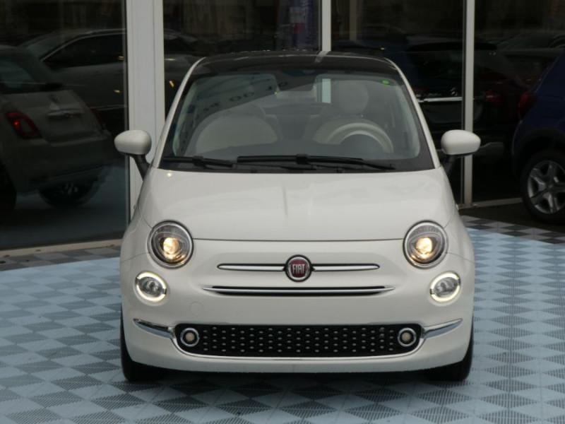 Photo 11 de l'offre de FIAT 500 1.0 70 BSG Hybrid BV6 LOUNGE Toit Pano GPS (10 Options) à 13980€ chez Mérignac auto