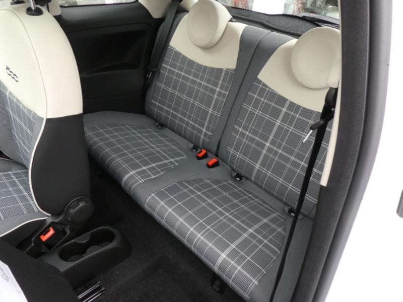 Photo 6 de l'offre de FIAT 500 1.0 70 BSG Hybrid BV6 LOUNGE Toit Pano GPS (10 Options) à 13980€ chez Mérignac auto