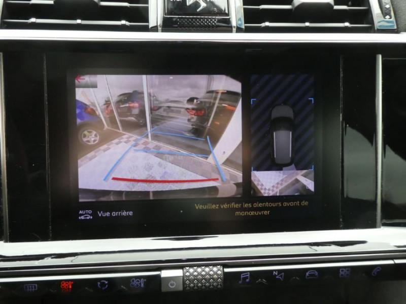 Photo 10 de l'offre de DS DS7 CROSSBACK BlueHDi 180 EAT8 Pack PERFORMANCE LINE Hayon Easy Camera à 34500€ chez Mérignac auto