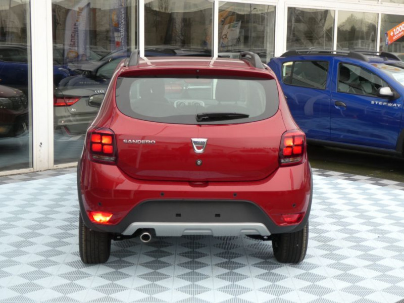 Photo 12 de l'offre de DACIA SANDERO BlueDCi 95 STEPWAY (3 Options) à 15490€ chez Mérignac auto