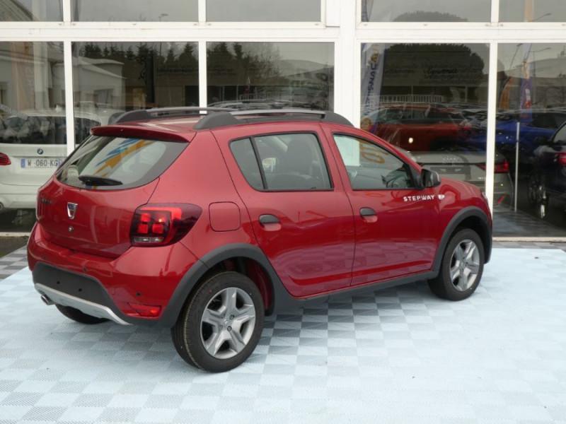Photo 4 de l'offre de DACIA SANDERO BlueDCi 95 STEPWAY (3 Options) à 15490€ chez Mérignac auto