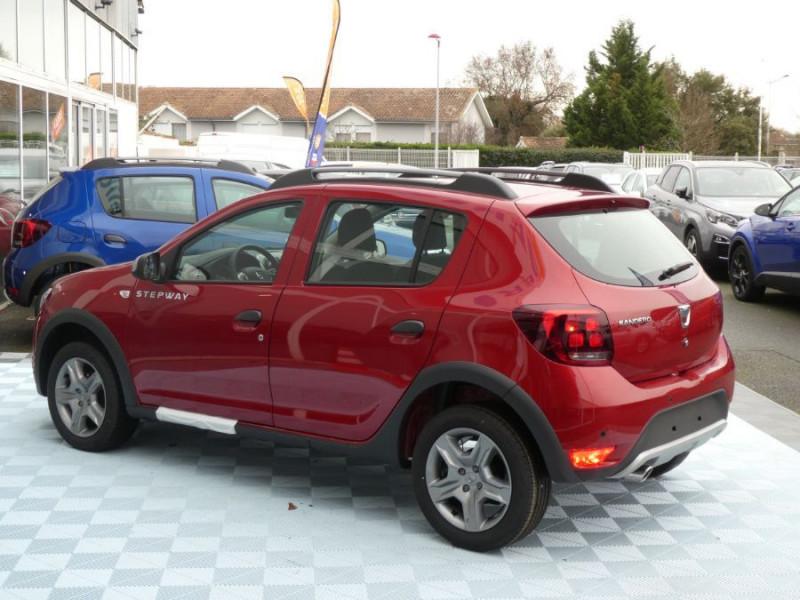 Photo 3 de l'offre de DACIA SANDERO BlueDCi 95 STEPWAY (3 Options) à 15490€ chez Mérignac auto