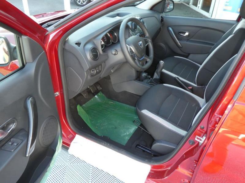 Photo 5 de l'offre de DACIA SANDERO BlueDCi 95 STEPWAY (3 Options) à 15490€ chez Mérignac auto