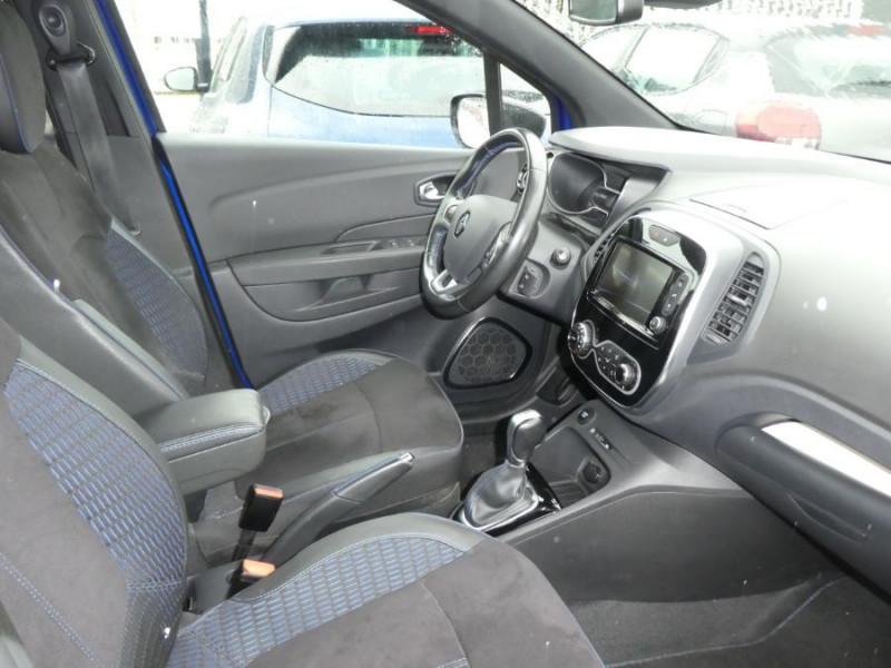 Photo 5 de l'offre de RENAULT CAPTUR 1.3 TCE 150 EDC S-EDITION Camera Park Assist 1ère Main à 14750€ chez Mérignac auto