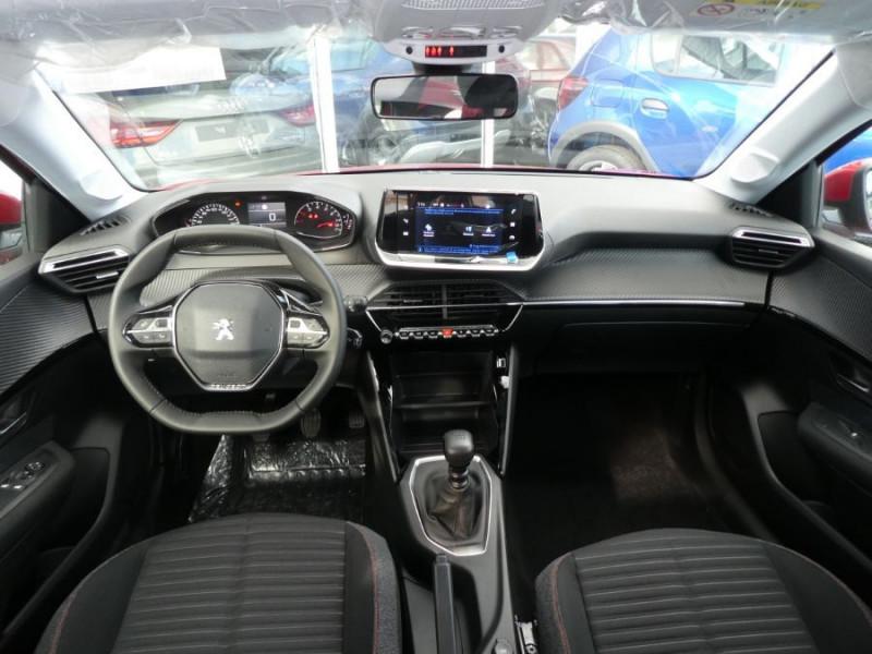 Photo 6 de l'offre de PEUGEOT 208 1.5 BlueHDi 100 BV6 ACTIVE PACK LED Camera à 20150€ chez Mérignac auto