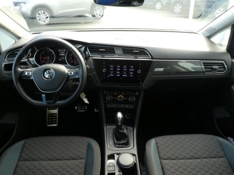 Photo 6 de l'offre de VOLKSWAGEN TOURAN III 2.0 TDI 150 DSG7 IQ-DRIVE 7PL GPS SC ACC à 29990€ chez Mérignac auto
