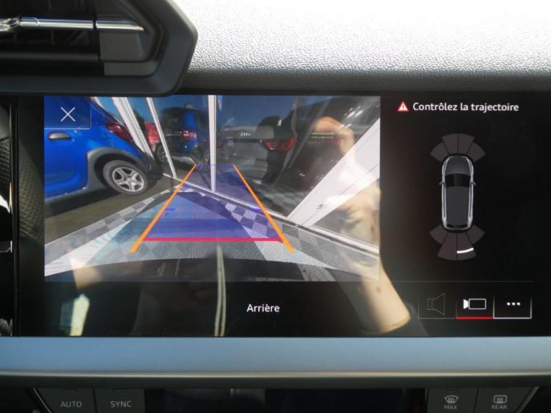 Photo 12 de l'offre de AUDI A3 SPORTBACK IV 40 TFSIe 204 S Tronic S LINE Mirror JA18 Sport à 40490€ chez Mérignac auto
