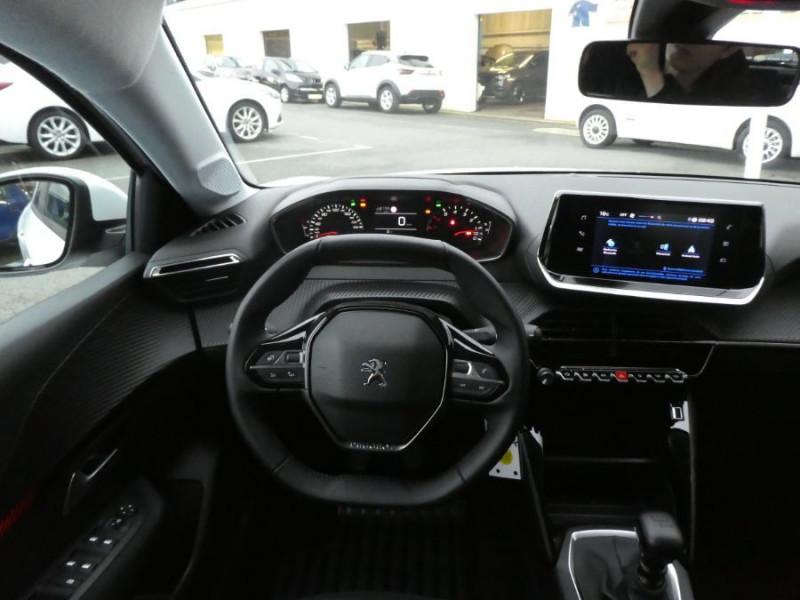 """Photo 3 de l'offre de PEUGEOT 208 1.5 BlueHDi 100 BV6 ACTIVE Mirror 7"""" LED à 18980€ chez Mérignac auto"""