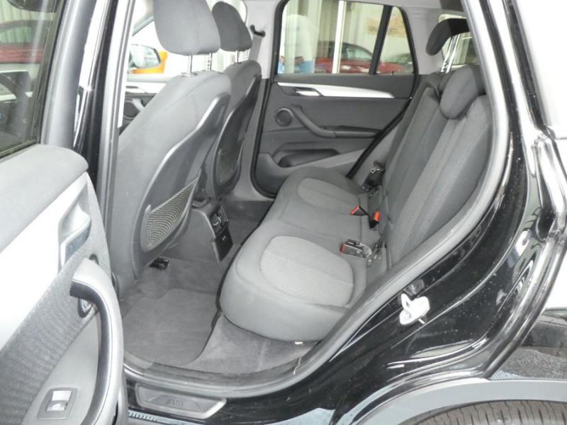 Photo 7 de l'offre de BMW X1 (F48) (2) New SDRIVE 18DA 150 BVA8 EXECUTIVE GPS Hayon Elect. Radars à 31500€ chez Mérignac auto