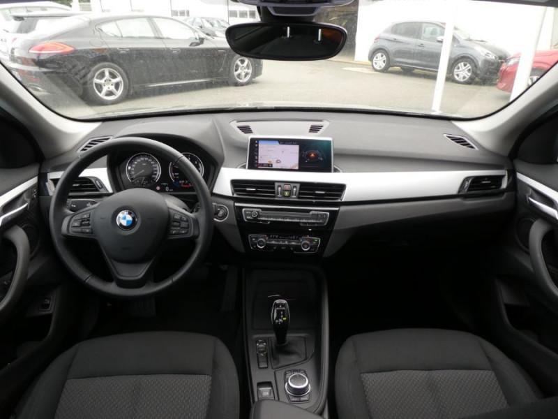 Photo 6 de l'offre de BMW X1 (F48) (2) New SDRIVE 18DA 150 BVA8 EXECUTIVE GPS Hayon Elect. Radars à 31500€ chez Mérignac auto
