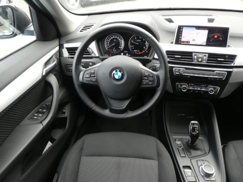 Photo 8 de l'offre de BMW X1 (F48) (2) New SDRIVE 18DA 150 BVA8 EXECUTIVE GPS Hayon Elect. Radars à 31500€ chez Mérignac auto