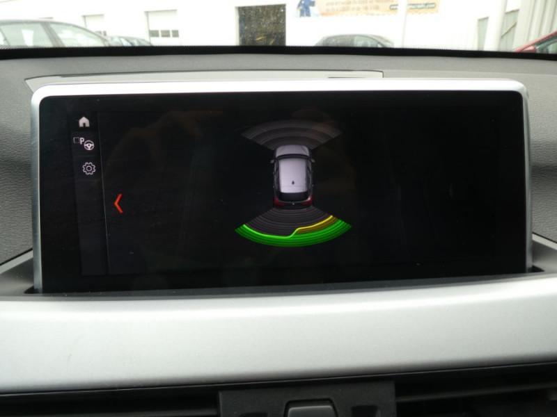 Photo 12 de l'offre de BMW X1 (F48) (2) New SDRIVE 18DA 150 BVA8 EXECUTIVE GPS Hayon Elect. Radars à 31500€ chez Mérignac auto