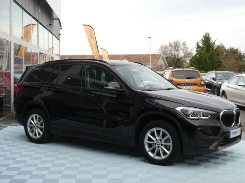 Photo 2 de l'offre de BMW X1 (F48) (2) New SDRIVE 18DA 150 BVA8 EXECUTIVE GPS Hayon Elect. Radars à 31500€ chez Mérignac auto