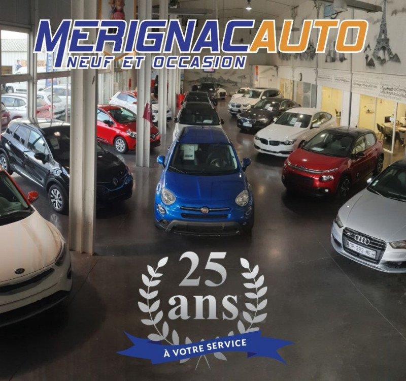"Photo 14 de l'offre de RENAULT CLIO V 1.6 E-TECH 140 BVA ZEN Easy Link 7"" Pack City à 20250€ chez Mérignac auto"