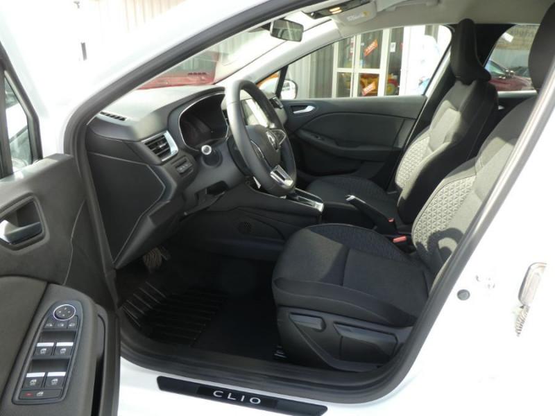 """Photo 5 de l'offre de RENAULT CLIO V 1.6 E-TECH 140 BVA ZEN Easy Link 7"""" Pack City à 19970€ chez Mérignac auto"""