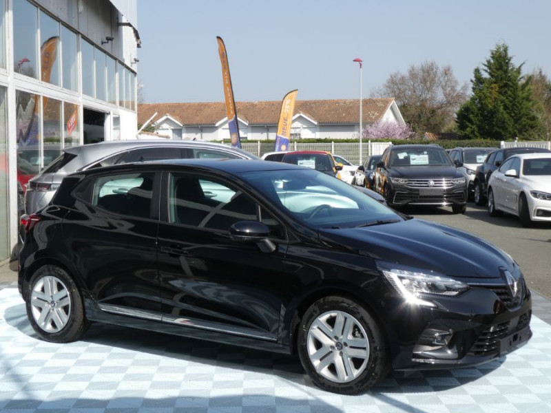 "Photo 2 de l'offre de RENAULT CLIO V 1.6 E-TECH 140 BVA ZEN Easy Link 7"" Pack City à 20250€ chez Mérignac auto"