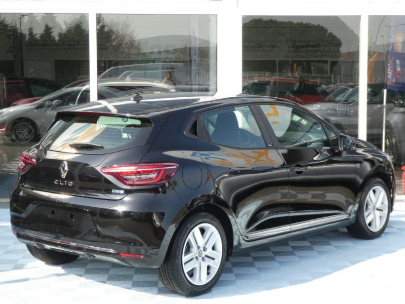 "Photo 4 de l'offre de RENAULT CLIO V 1.6 E-TECH 140 BVA ZEN Easy Link 7"" Pack City à 20250€ chez Mérignac auto"