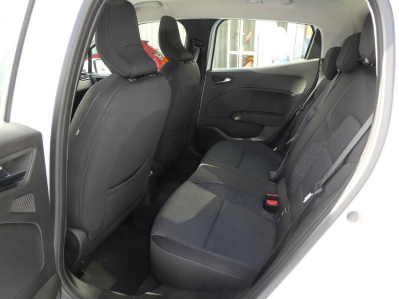 """Photo 7 de l'offre de RENAULT CLIO V 1.6 E-TECH 140 BVA ZEN Easy Link 7"""" Pack City à 19970€ chez Mérignac auto"""