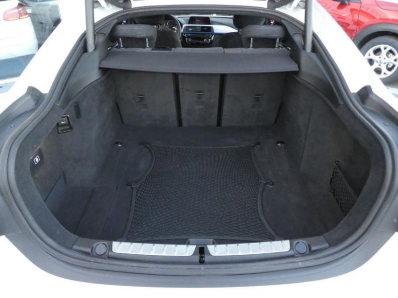 Photo 8 de l'offre de BMW SERIE 4 GRAN COUPE (F36) 420I 184 BVA8 M SPORT Camera Gtie 06/22 à 33490€ chez Mérignac auto