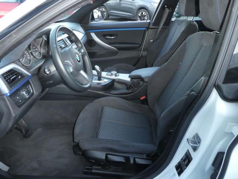 Photo 5 de l'offre de BMW SERIE 4 GRAN COUPE (F36) 420I 184 BVA8 M SPORT Camera Gtie 06/22 à 33490€ chez Mérignac auto