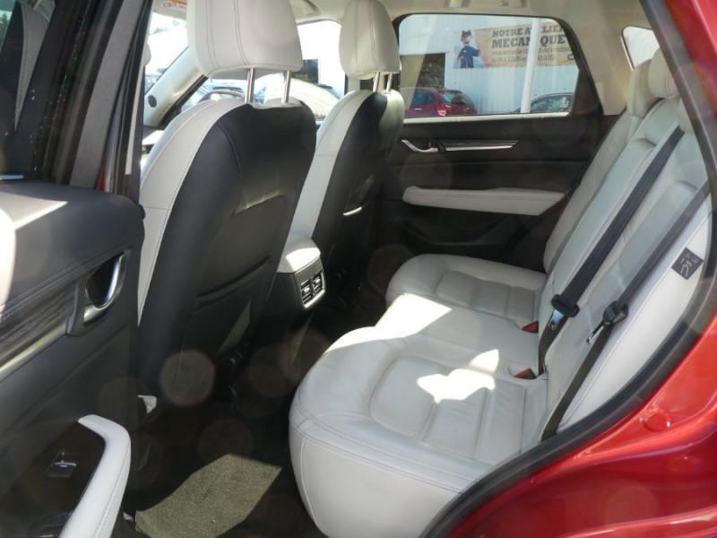 Photo 7 de l'offre de MAZDA CX-5 2.2 SKYACTIV-D 150 BVA 4x2 SELECTION CUIR 360° Attel à 30900€ chez Mérignac auto