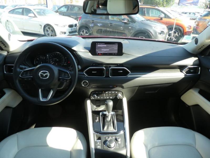 Photo 6 de l'offre de MAZDA CX-5 2.2 SKYACTIV-D 150 BVA 4x2 SELECTION CUIR 360° Attel à 30900€ chez Mérignac auto