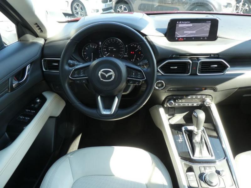 Photo 8 de l'offre de MAZDA CX-5 2.2 SKYACTIV-D 150 BVA 4x2 SELECTION CUIR 360° Attel à 30900€ chez Mérignac auto