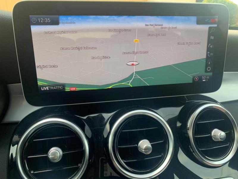 Photo 11 de l'offre de MERCEDES-BENZ CLASSE C SW IV 220 D 194 9G-Tronic SPORT LED Camera à 29990€ chez Mérignac auto