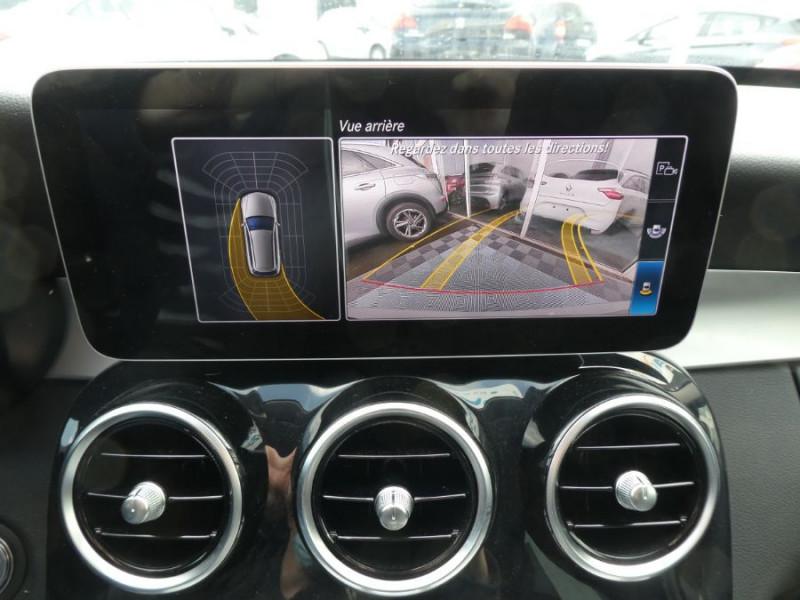 Photo 11 de l'offre de MERCEDES-BENZ CLASSE C SW IV 220 D 194 9G-Tronic BUSINESS LINE LED Camera Privacy Glass à 30490€ chez Mérignac auto
