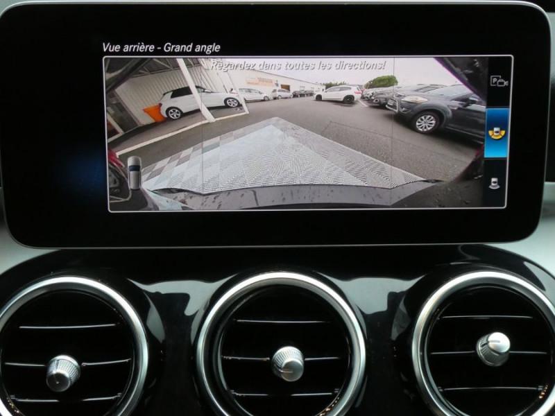 Photo 10 de l'offre de MERCEDES-BENZ CLASSE C SW IV 220 D 194 9G-Tronic BUSINESS LINE LED Camera Privacy Glass à 30490€ chez Mérignac auto