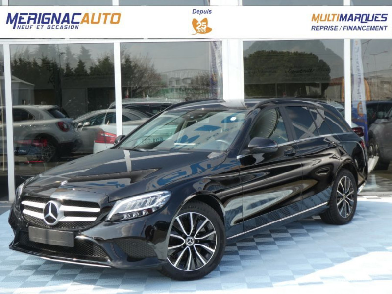 Mercedes-Benz CLASSE C SW IV 220 D 194 9G-Tronic BUSINESS LINE LED Camera Privacy Glass Occasion à vendre