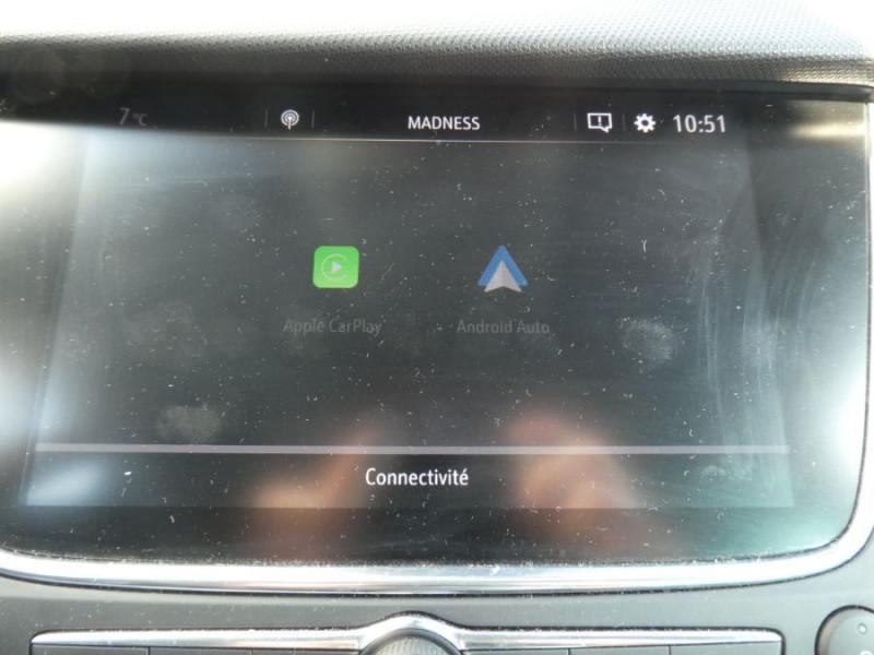 Photo 11 de l'offre de OPEL CROSSLAND X 1.2 Turbo 130 BVA6 DESIGN 120ans JA17 Caméra Radars à 18390€ chez Mérignac auto