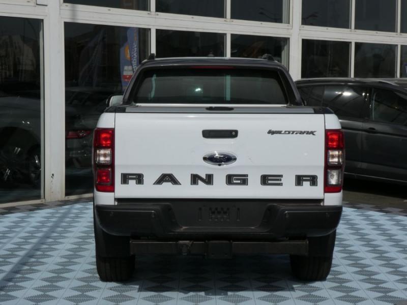 Photo 11 de l'offre de FORD RANGER SUPER CAB 2.0 TDCI 213 BVA10 4WD WILDTRAK Cover Pack Tech. 32875HT à 39450€ chez Mérignac auto