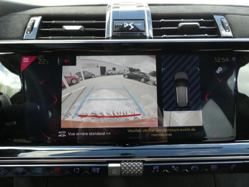 Photo 10 de l'offre de DS DS7 CROSSBACK BlueHDi 180 EAT8 PERFORMANCE LINE Caméra Hayon Easy à 35900€ chez Mérignac auto