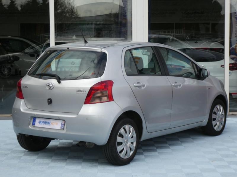 Photo 3 de l'offre de TOYOTA YARIS 90 D-4D LIMITED EDITION 5p à 5990€ chez Mérignac auto