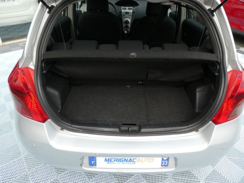 Photo 8 de l'offre de TOYOTA YARIS 90 D-4D LIMITED EDITION 5p à 5990€ chez Mérignac auto