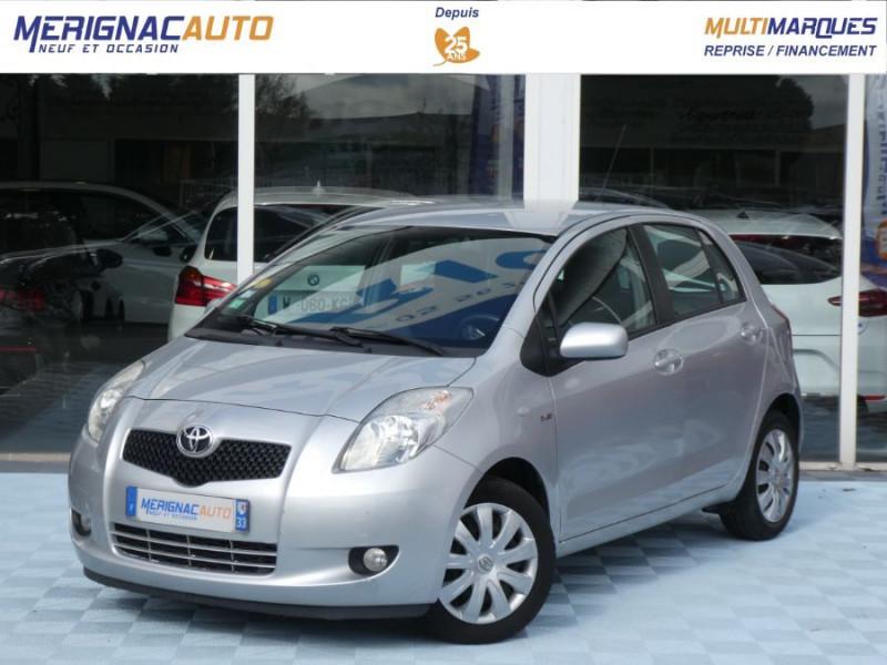 Toyota YARIS 90 D-4D LIMITED EDITION 5p DIESEL GRIS ALU Occasion à vendre